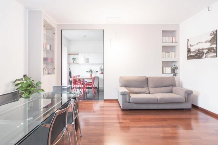 2-Zimmer-Wohnung zur Miete in Sarpi, Mailand