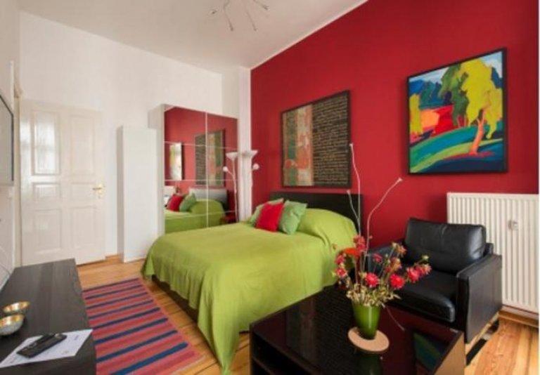 Studio-Wohnung zu vermieten in Mitte, Berlin