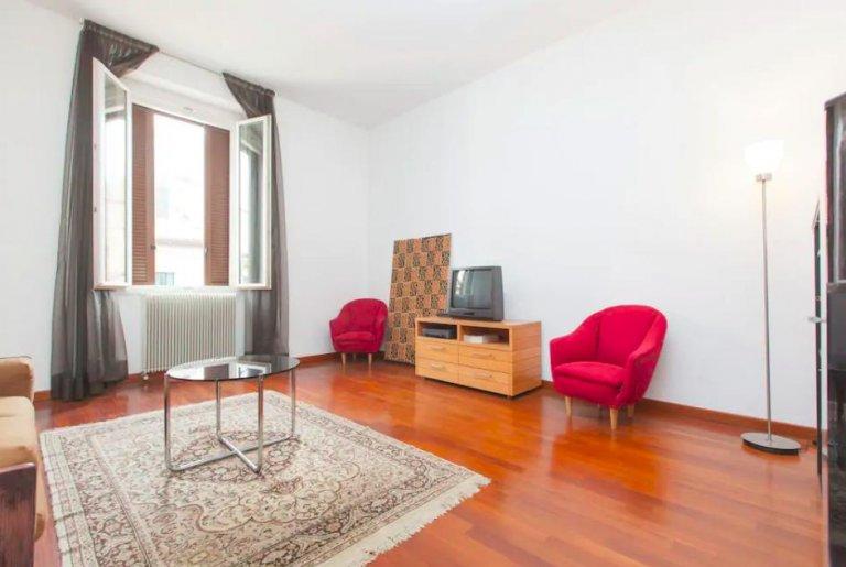 Appartamento in affitto a Porta Venezia, Milano 2 camere da letto