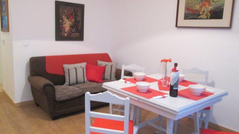 Cały apartament z 2 sypialniami w Lizbonie