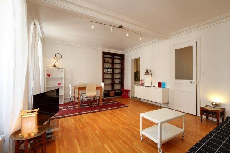 Piękne 1-pokojowe mieszkanie do wynajęcia w 11. dzielnicy Paryża