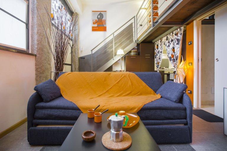 Monolocale con AC in affitto a San Vittore, Milano