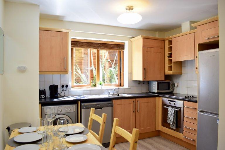 Mieszkanie z 2 sypialniami do wynajęcia w Grand Canal w Dublinie
