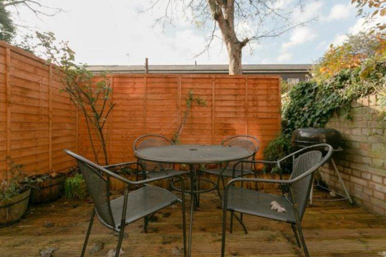 Bunte 2-Zimmer-Wohnung zur Miete in Islington, London