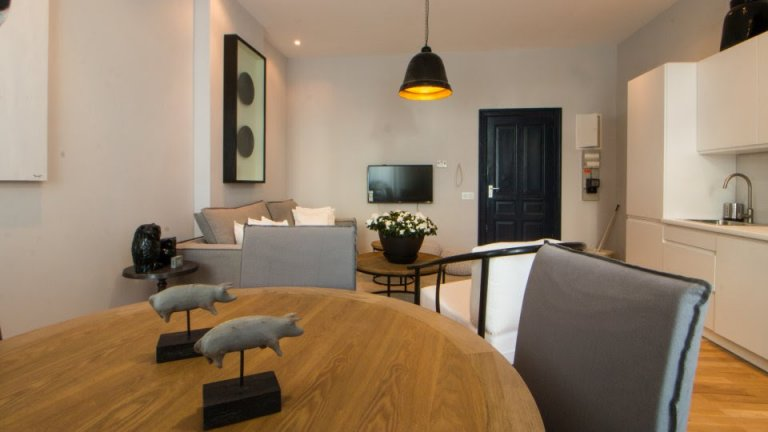 Stylish 1-bedroom apartment for rent in Charlottenburg