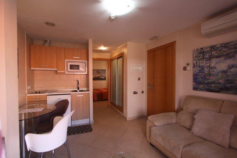 1-bedroom apartment for rent in Realejo, Granada