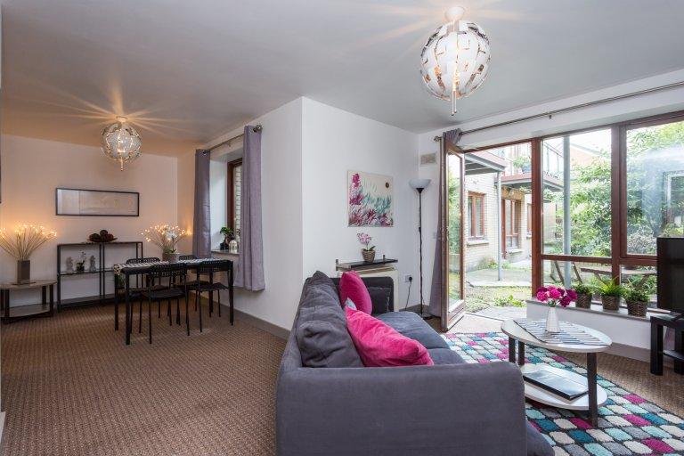 Apartamento inteiro com 2 quartos em Dublin 8