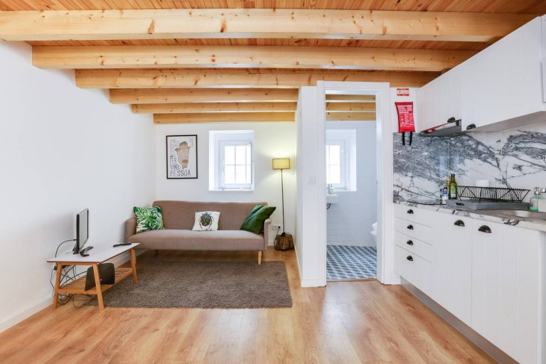 1-bedroom apartment for rent in Belém, Lisbon