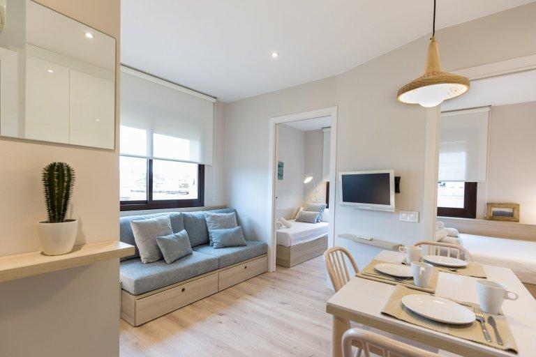 Gemütliche 2-Zimmer-Wohnung zur Miete, La Barceloneta, Barcelona