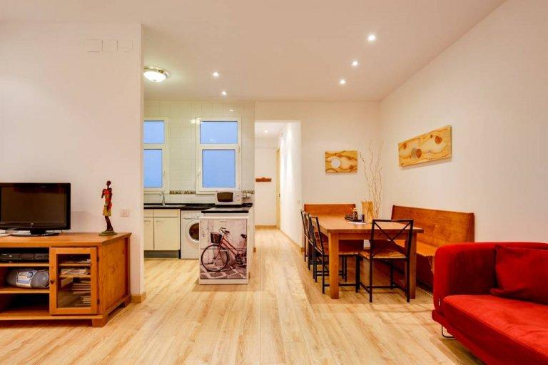 Apartamento de 2 quartos para alugar em L'Esquerra de l'Eixample