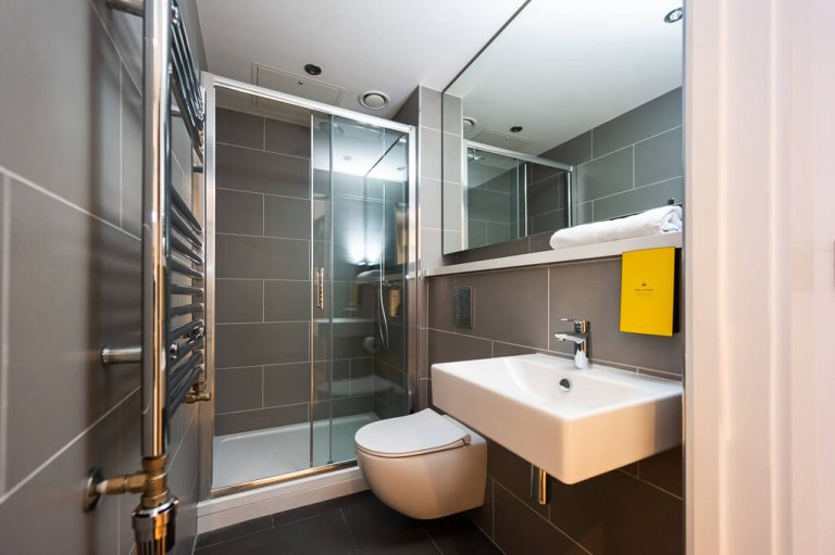 Eye-catching studio flat to rent in Old City, Dublin