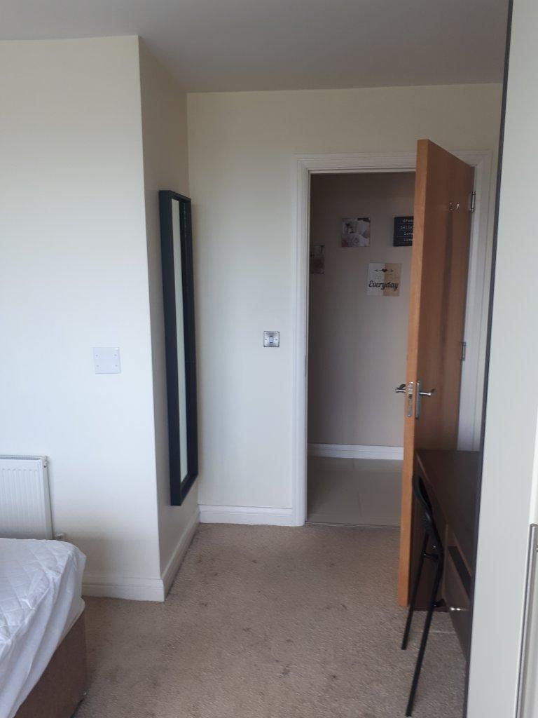 Belle chambre dans un appartement partagé à Whitehall, Dublin