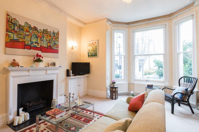 Fantastique appartement 1 chambre à louer à Kensington, Londres
