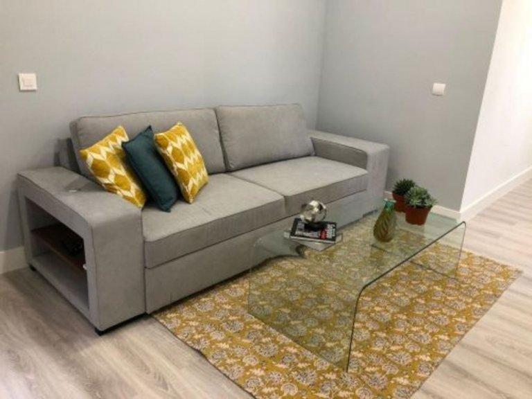 Appartamento alla moda con 1 camera da letto in affitto a Chueca, Madrid