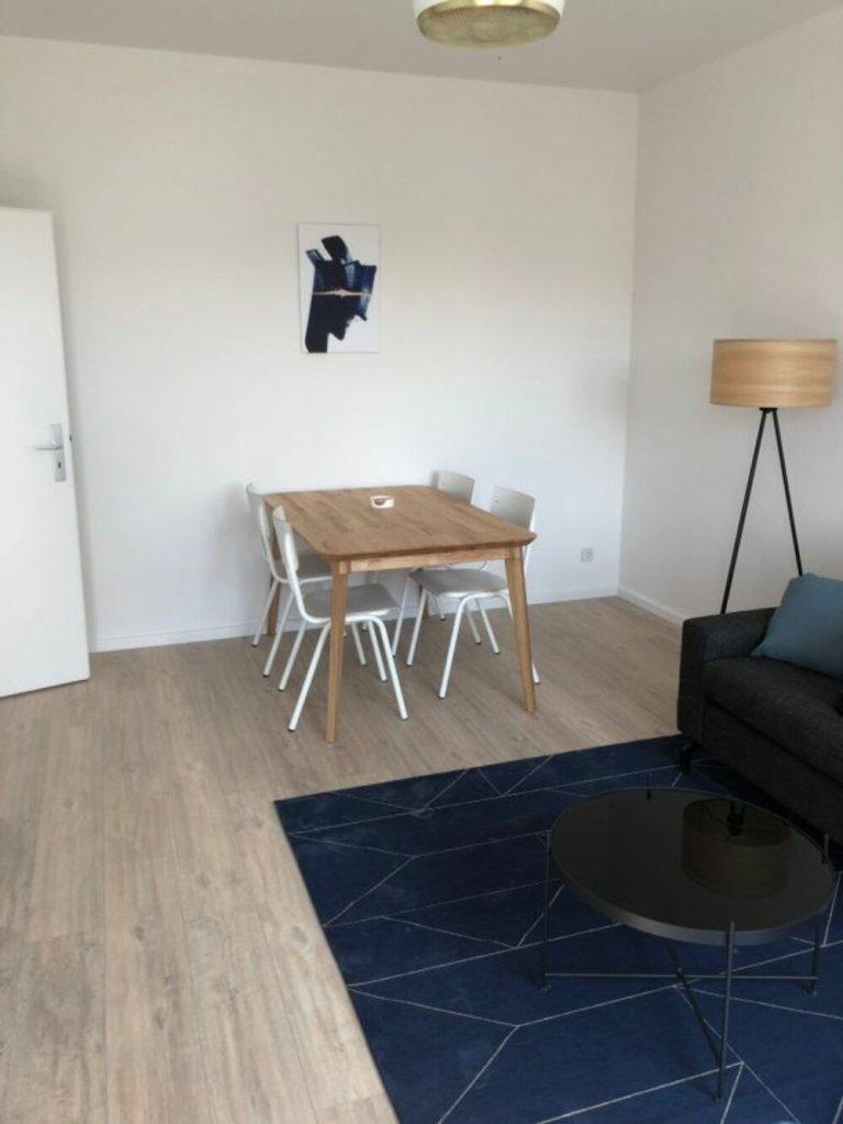 Elegante appartamento con 1 camera da letto in affitto a Charlottenburg