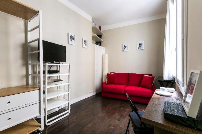 Se alquila apartamento tipo estudio en el distrito 3