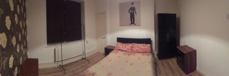 3 odalı flatshare'de kiralanan odalar - Homerton, Londra