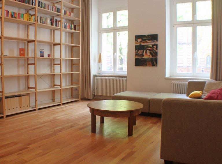 Berlin'de 2 yatak odalı daire