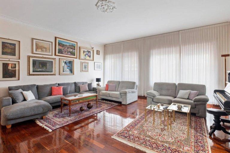 4-Zimmer-Wohnung zur Miete in Aurelio, Rom