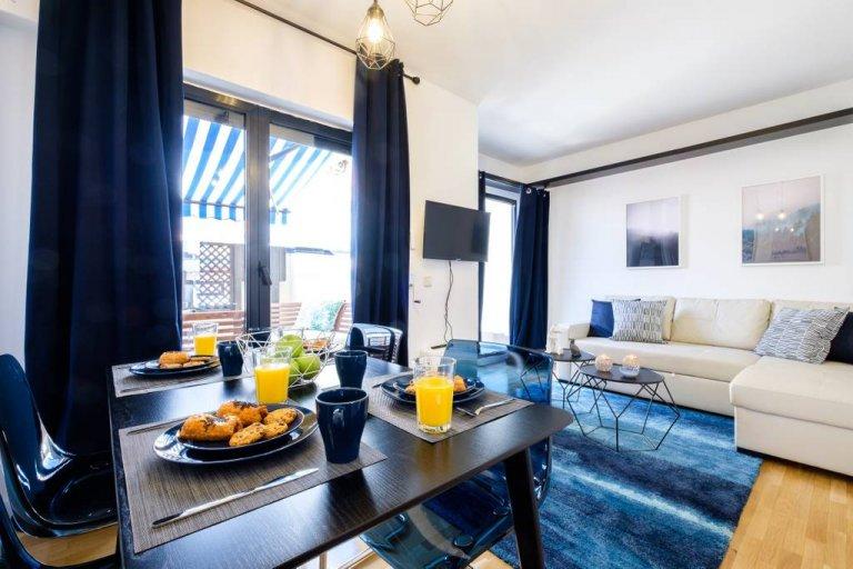 2-bedroom apartement for rent in Retiro, Madrid