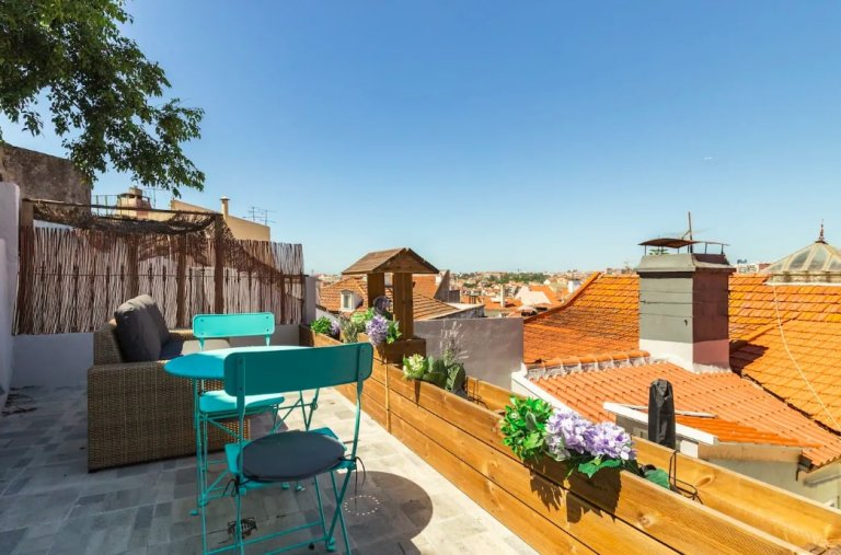 2-bedroom apartment for rent in Arroios, Lisbon