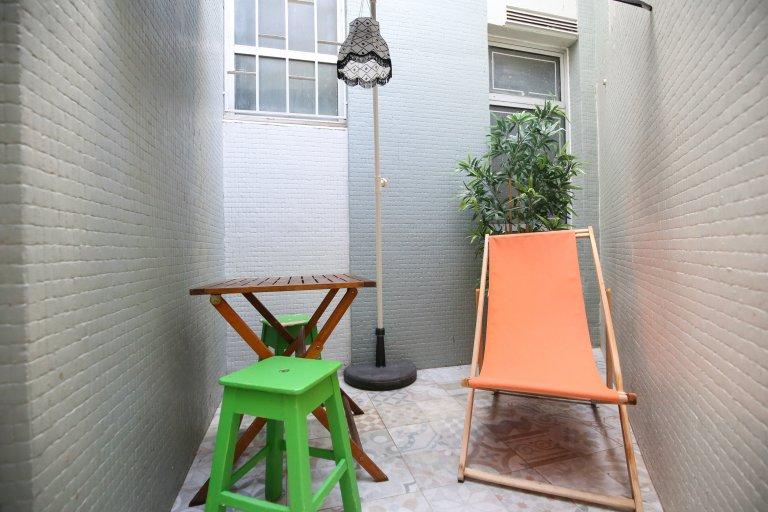 Joli studio à louer à Arroios, Lisbonne