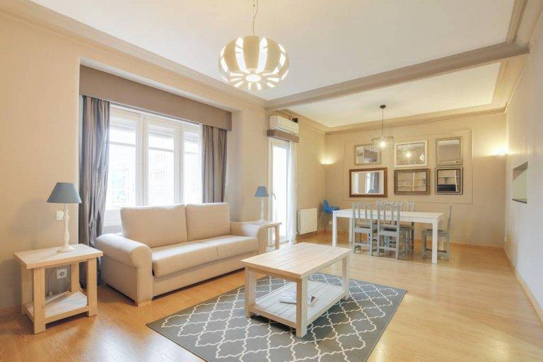 4-pokojowe mieszkanie do wynajęcia w L'Esquerra de l'Eixample