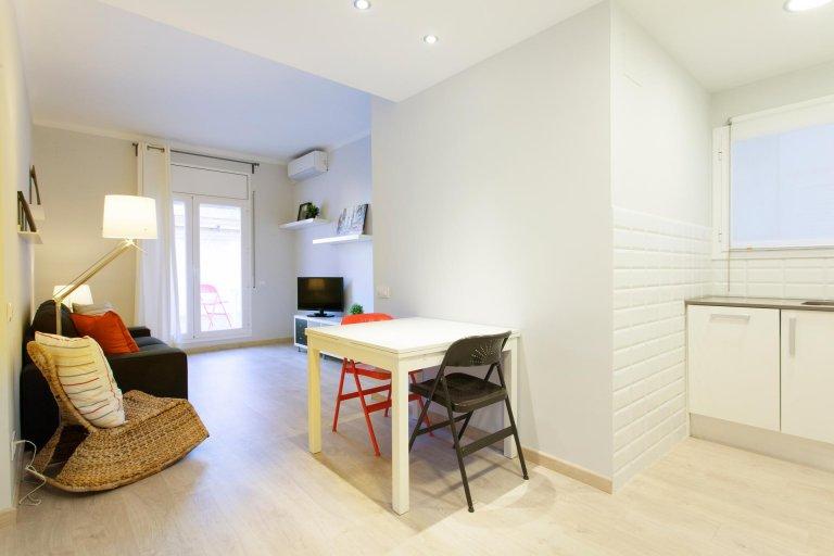 Appartamento con 0 camere da letto a Barcellona