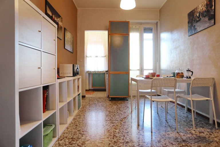 1-bedroom apartment for rent in Stadio, Turin