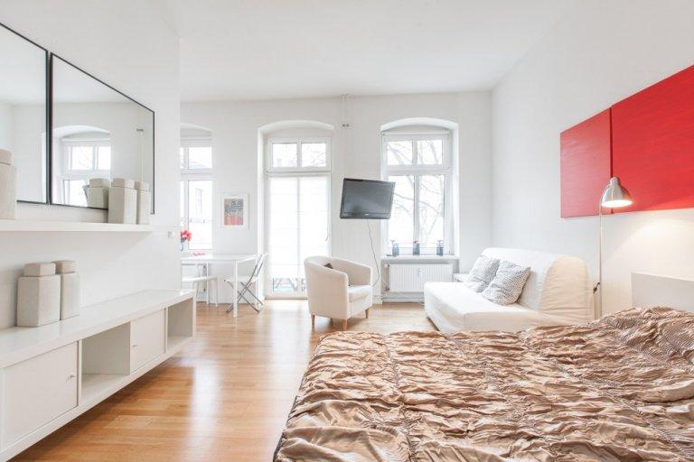Piękny apartament typu studio do wynajęcia w Kreuzberg, Berlin