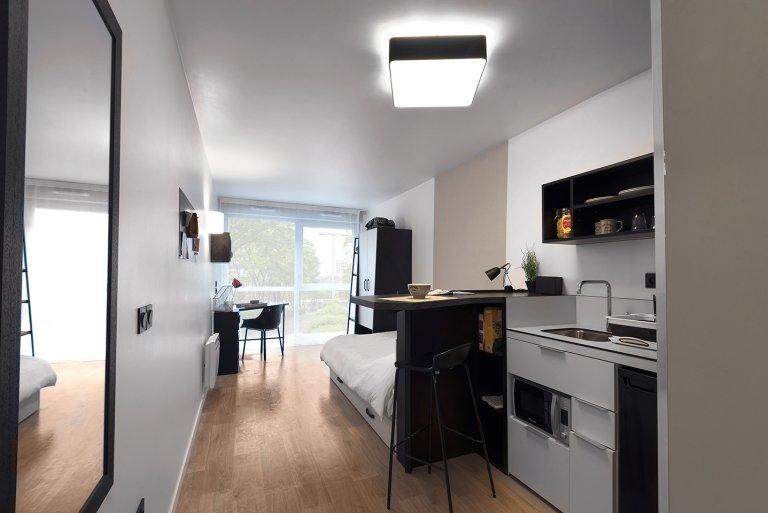 Studio apartment for rent in Palaiseau, Paris