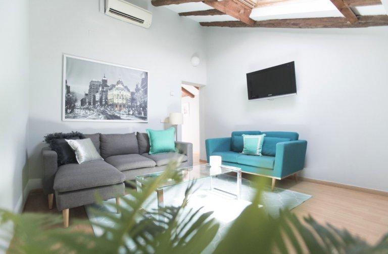 Apartamento de 4 quartos para alugar em City Centre, Madrid