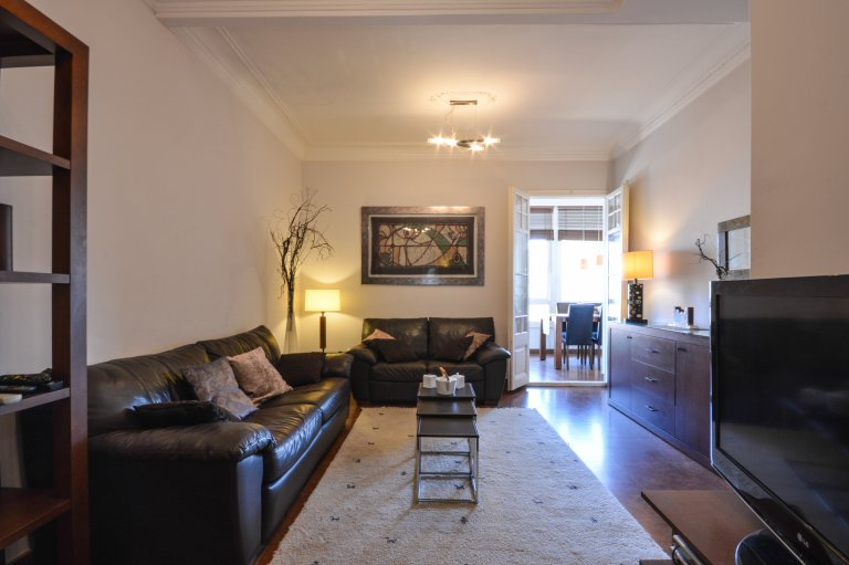 2-bedroom apartment for rent in Poble-sec in Barcelona