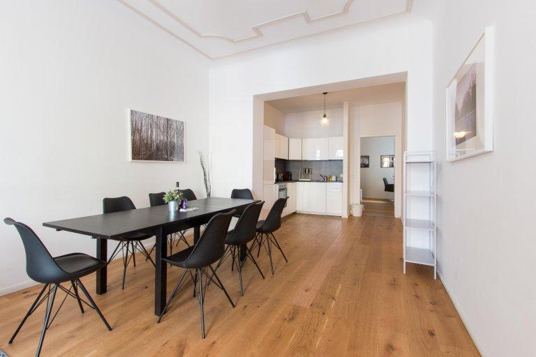 Fabelhafte 3-Zimmer-Wohnung zur Miete in Wedding, Berlin
