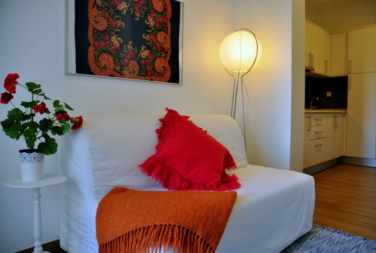 Apartamento de 1 quarto para alugar em Castelo em Lisboa
