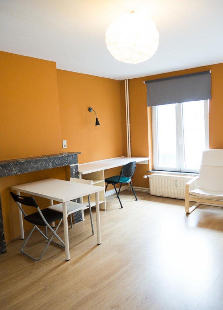 Camere semi-indipendenti in affitto in residenza di 40 unità