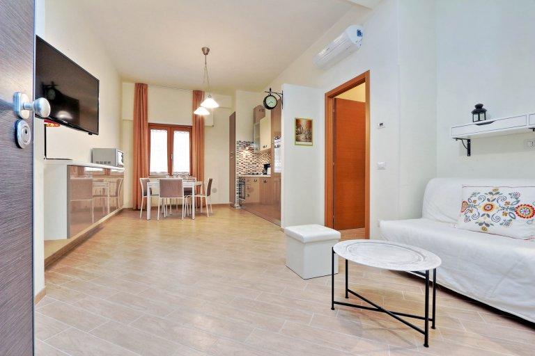 Spacieux appartement 1 chambre à louer à San Giovanni, Rome