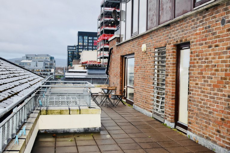 Piso de 3 habitaciones en alquiler en Ringsend, Dublín