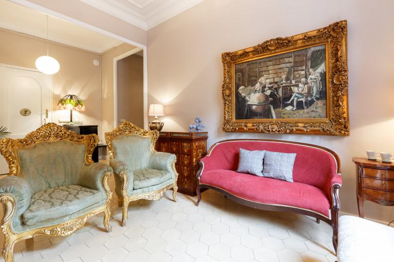 Elegante 7-Zimmer-Wohnung zur Miete in El Born, Barcelona