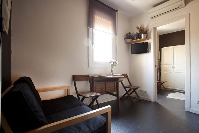 2-pokojowe mieszkanie do wynajęcia w La Barceloneta, Barcelona