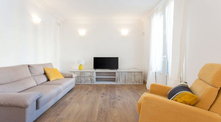 3-bedroom apartment for rent in Eixample Dreta, Barcelona