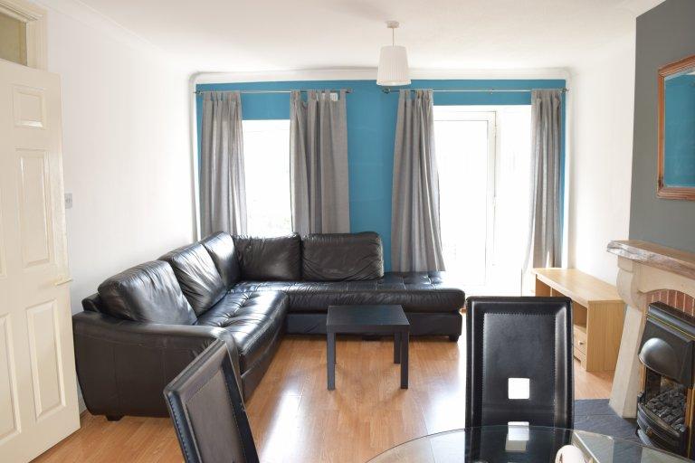 Confortável apartamento de 2 quartos para alugar em Stoneybatter, Dublin
