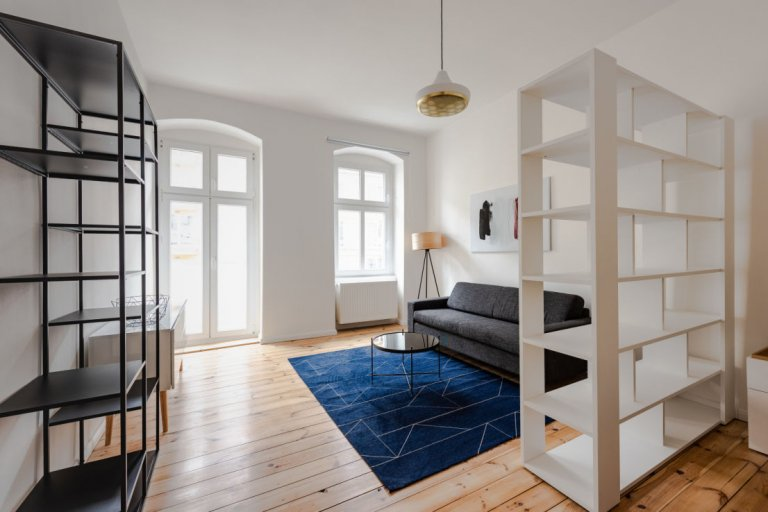 Estudio en alquiler en Wilmersdorf, Berlin