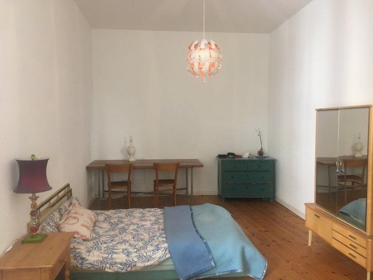 Pokój we wspólnym mieszkaniu w Berlinie