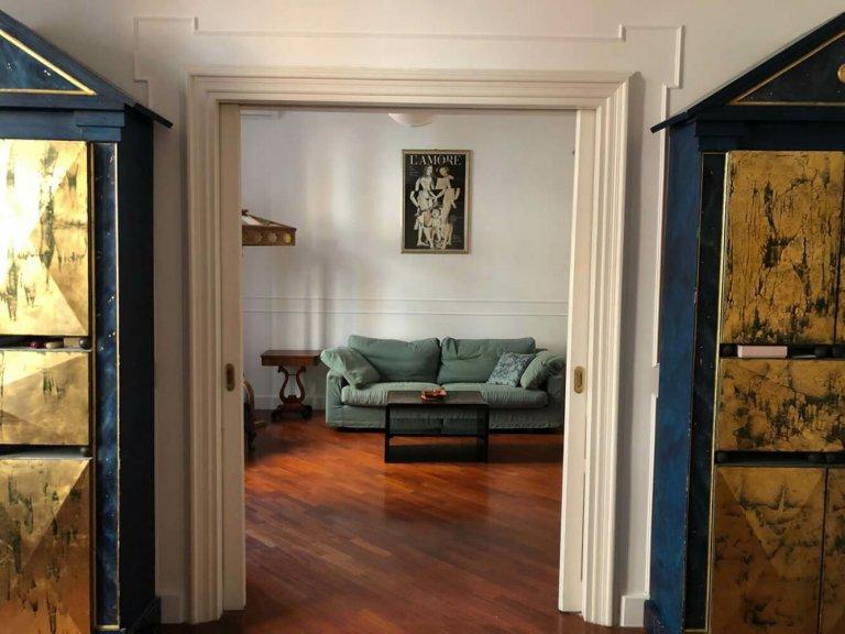 Appartement 3 chambres à louer à Trastevere, Rome