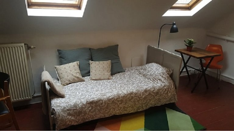 Cozy studio for rent in Forest, Brussels