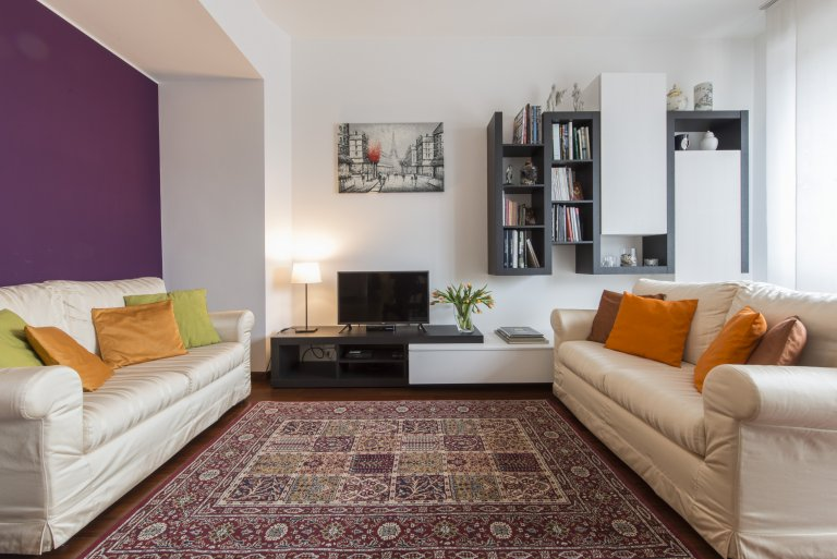 3-bedroom apartment for rent in Sempione, Milan