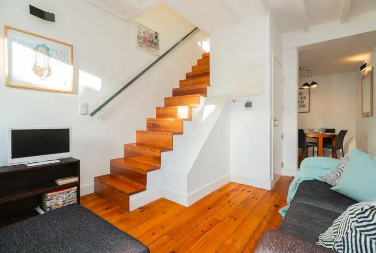 Appartement 1 chambre à louer à Arroios à Lisbonne