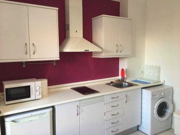1-pokojowe mieszkanie do wynajęcia w L'Eixample w Walencji