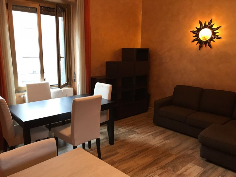 Modern 1-bedroom apartment for rent in Cusano Milanino